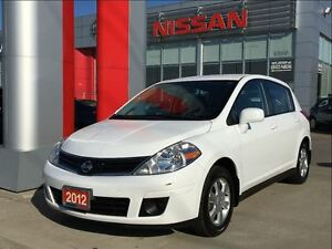 2012 Nissan Versa 1.8 SL, cruise, alloys