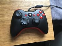 Xbox 360 Scuf Faze Clan Wired Controller