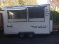 Catering trailer 12ft for sale Bristol