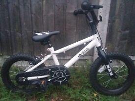 "Boys Pirate Stunt Rider BMX Bike - 14"" Wheels"