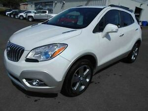 2014 BUICK ENCORE AWD Leather