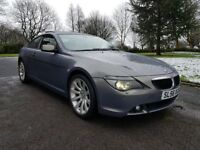 BMW 6 Series 3.0 630i Sport 2dr