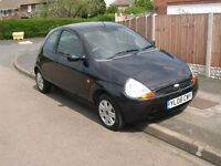 Ford KA Style 2008 1.3 Metallic Paint Full MOT Lovely Condition