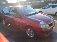 2005 Clio 1.2