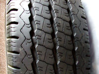 Cheap Tyre! 215-65-R16 heavy duty 8 ply Van Truck Motorhome Camper T5 Transit Jeep Trafic Land Rover