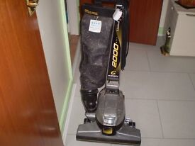 Kirby 2000 G6 limited edition hoover and accessories