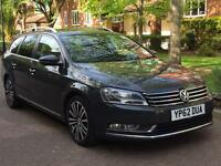 Vw Passat 2.0 Tdi Sport 5dr Estate 2012 Pco uber ready