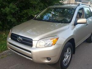 2008 Toyota RAV4 AUTO, ALL WHEEL DRIVE LOADED CERTFIED  $8975