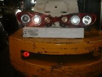Peugeot 206 sport head lights