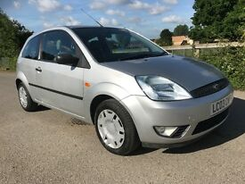 *AUTOMATIC* 2003 03 reg 1.4 ford fiesta LX,SEMI-AUTO, Only 67k miles. Mot march 18.