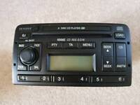 Ford 6006e 6 disc car radio & cd player