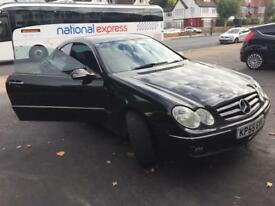 Mercedes-Benz CLK200 COMPRESSOR