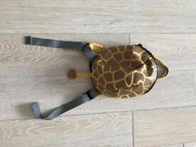 LittleLife Toddler Animal Backpack School Bag
