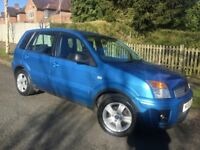 Ford Fusion 1.4 TDCi Zetec hatch with FSH - V RARE CAR !