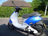 Piaggio Zip 50cc scooter for sale