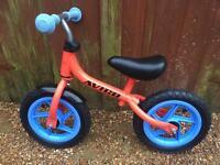 Balance bike , vgc