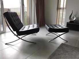 Barcelona chair excellent replica