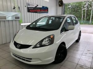 2013 Honda Fit LX - MAGS - BLUETOOTH - COMME NEUF