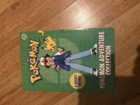 Pokemon story book collection