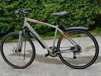 Carrera crossfire 3 Hybrid Bike