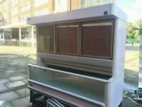 3 door freezer