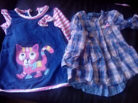 bundle of clothes for 3 years old girl