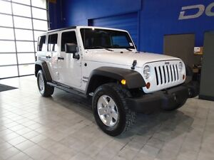 """2013 Jeep Wrangler Unlimited SPORT 4X4 """"""""""""""""TRAIL RATED"""""""""""""""""""