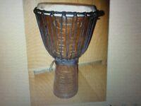 World Rhythm Djembe Drum