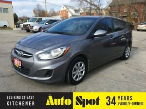 2013 Hyundai Accent GL/LOW, LOW KMS/PRICED FOR A QUICK SALE !