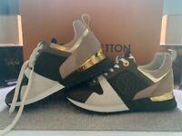 Gorgeous Louis Vuitton Women's Trainers Size 3