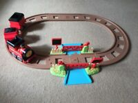 Happyland Train and Track