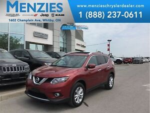 2015 Nissan Rogue SV, AWD, Pan Roof, Bluetooth, Clean Carproof