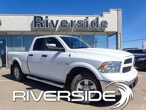 2015 Ram 1500 Outdoorsman Quad Cab w/Satellite Radio!