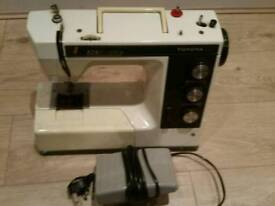 Heavy duty defrent pattern elictrc sewing machine