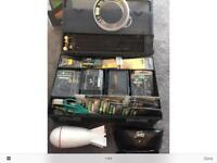 Large double fox box loaded with quality tackle