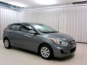 2016 Hyundai Accent HURRY IN TODAY!!! 5DR HATCH w/ HEATED SEATS,