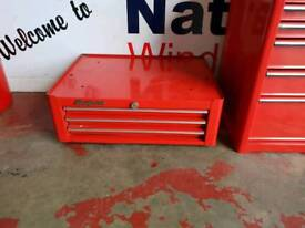 Snap-on toolbox mid section