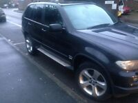 Bmw x5 e53 3.0d MOT 2018,109500 miles,lovely condition