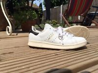 Adidas Stan Smith White trainers Size 7