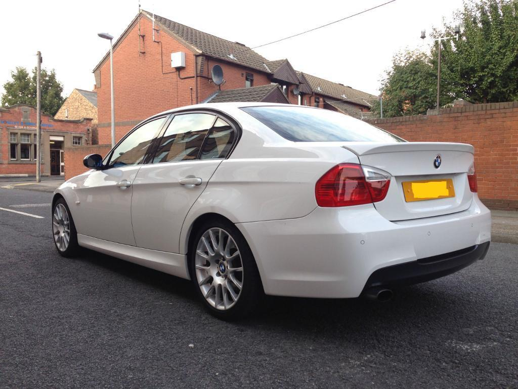 2006 06 BMW 320SI LIMITED EDITION HOMOLOGATION WHITE NOT 318I 320D ...