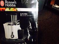 Russell Hobbs Arura Juicer (Brand New In Box)