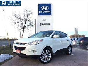 2011 Hyundai Tucson LIMITED-NAVIGATION
