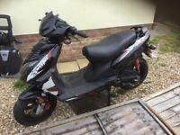 Longjia 50 scooter