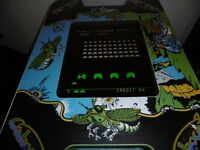 !!!GALAXIAN TABLE TOP 545 GAME!!!