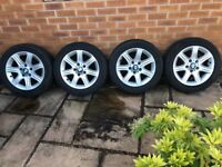 BMW Series 1 Alloys and tyres