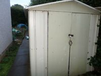 METAL GARDEN SHED FOR SALE