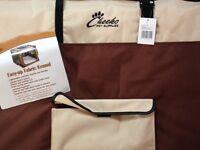 Cheeko easy up folding canvas dog kennel