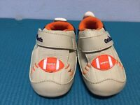 'Osh Kosh B'Gosh' Little Rugby Themed Boots - Size 2 - £4