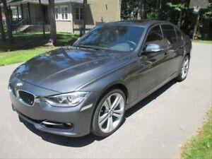 2014 BMW 3 Series 328i XDRIVE SPORT PACK CUIR TOIT MAGS À VENIR