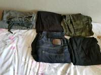 Mens jeans and pants - £5 each